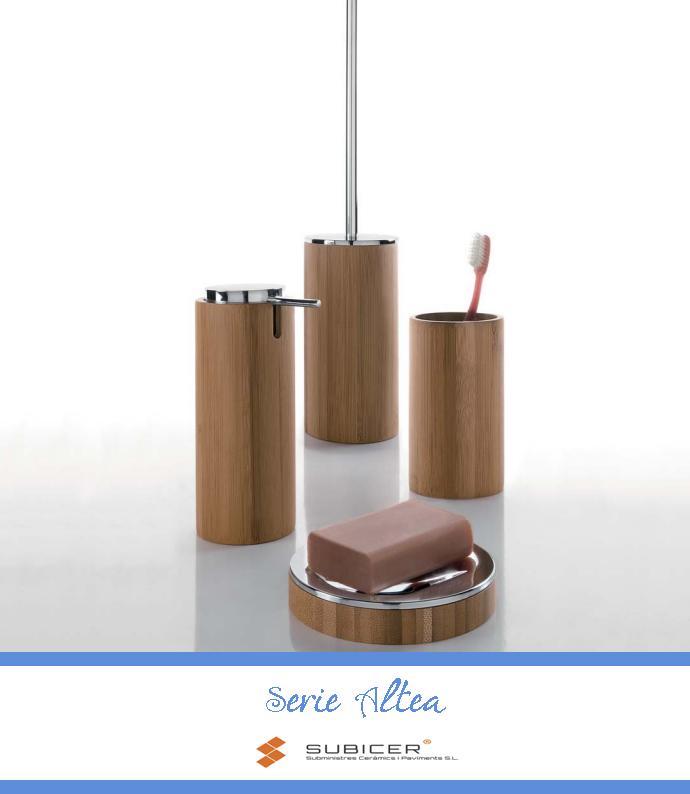 Subicer - Gedy - Accesorios de baño - Altea