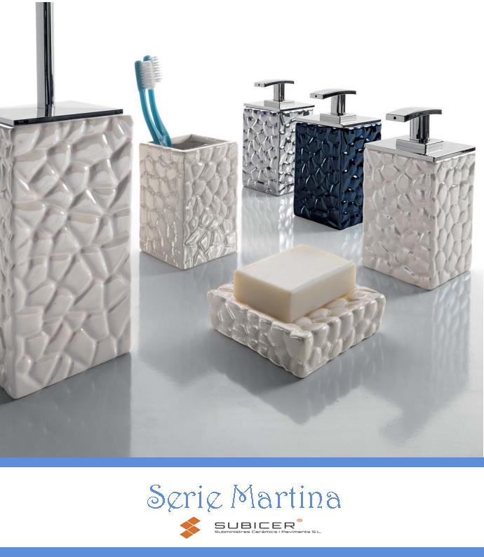 Subicer - Gedy - Accesorios de baño - Martina