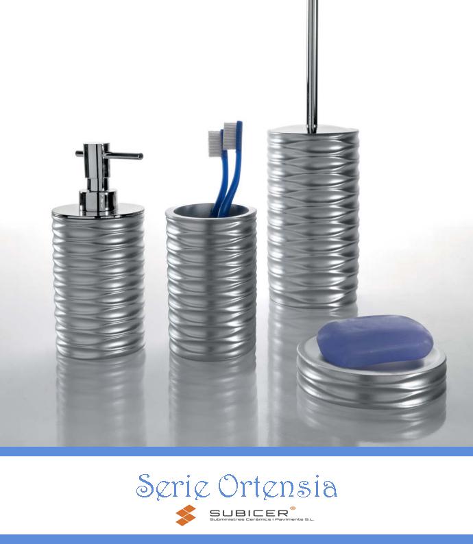 Subicer - Gedy - Accesorios de baño - Ortensia