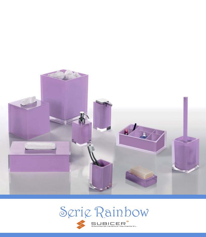 Subicer - Gedy - Accesorios de baño - Rainbow