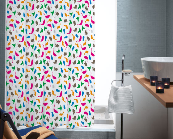 Subicer - DA-DAM - Gedy - Accesorios baño niños - Cortina ducha