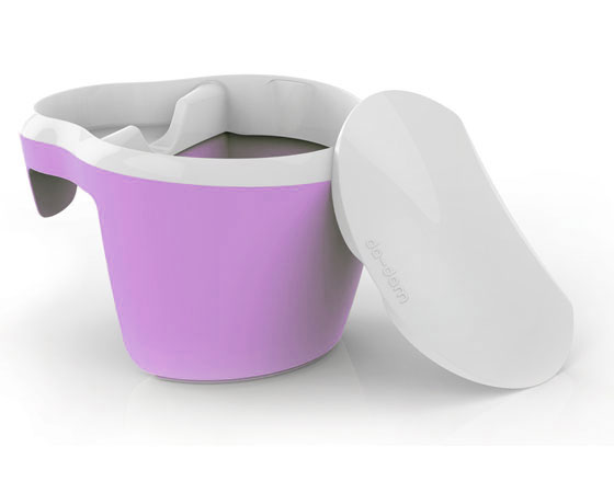 Subicer - DA-DAM - Gedy - Accesorios baño niños - Porta juegos para bañera
